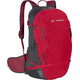 VAUDE Bike Alpin 25+5 Backpack indian red/salsa